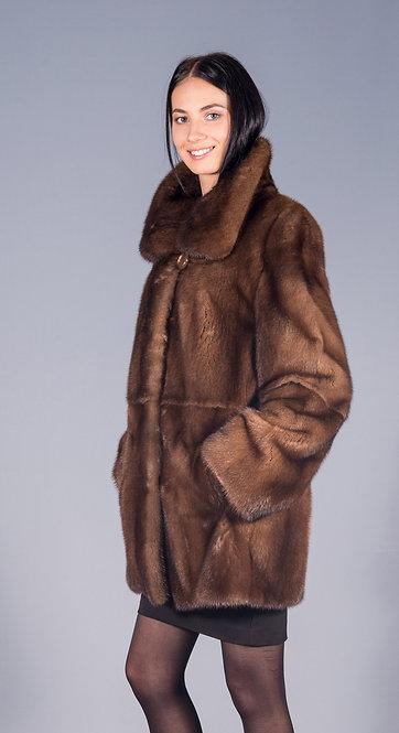 полу пальто норка scglow