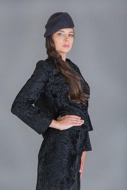 костюм юбка+жакет