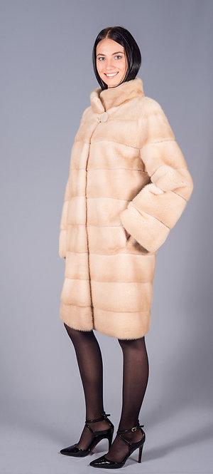 пальто норка
