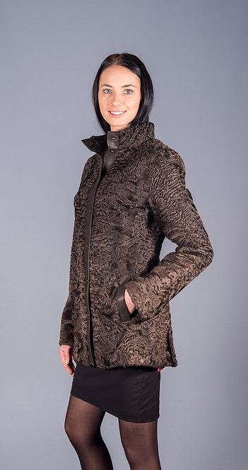 куртка каракуль
