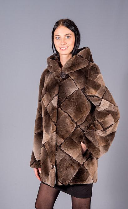 куртка часть бобра