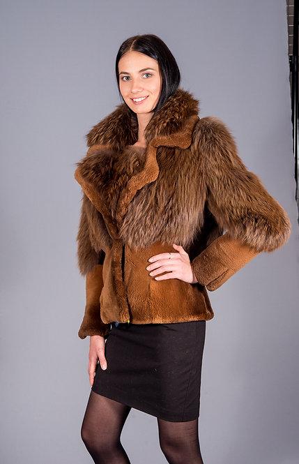 куртка бобр