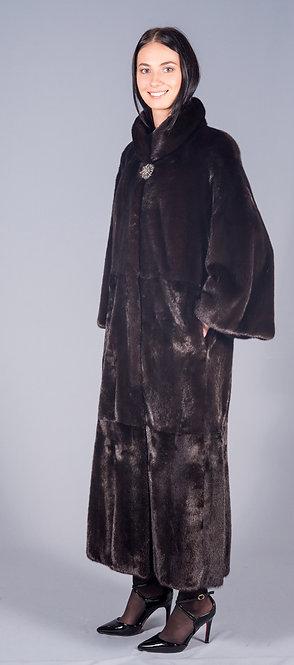 пальто норка blackglama