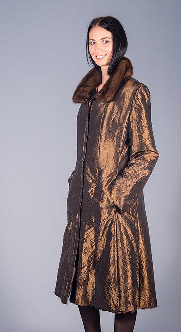 пальто части норки