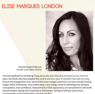 Elise Marques London Press