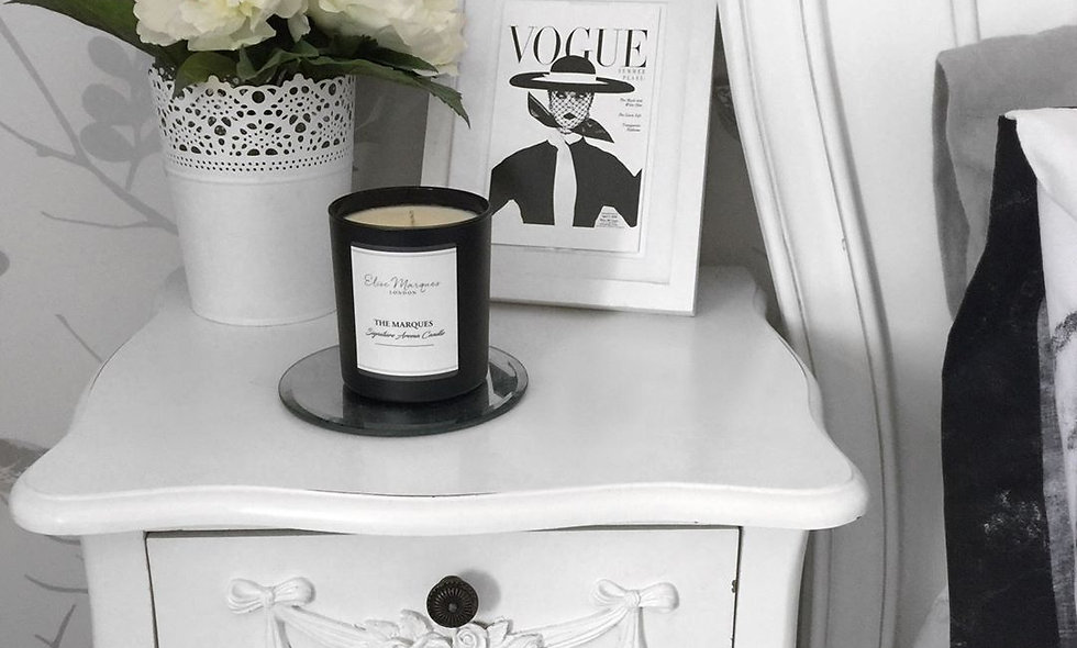The Marques Signature Aroma Candle