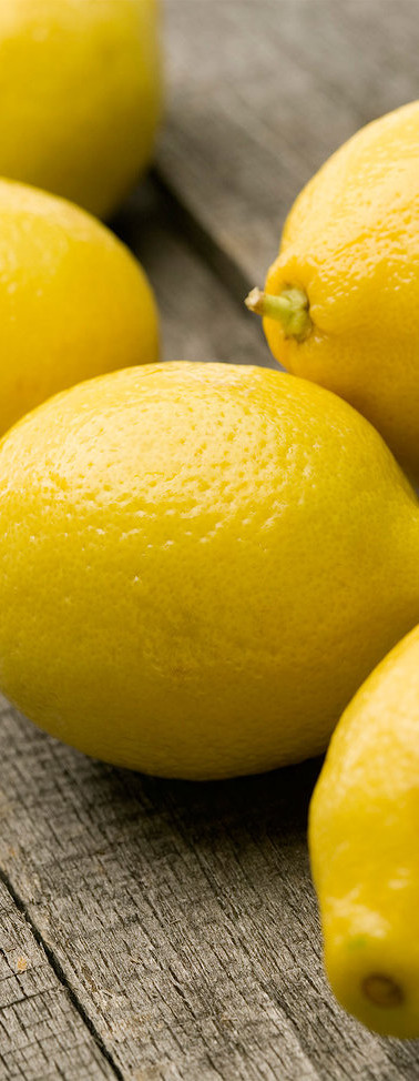 frais citrons