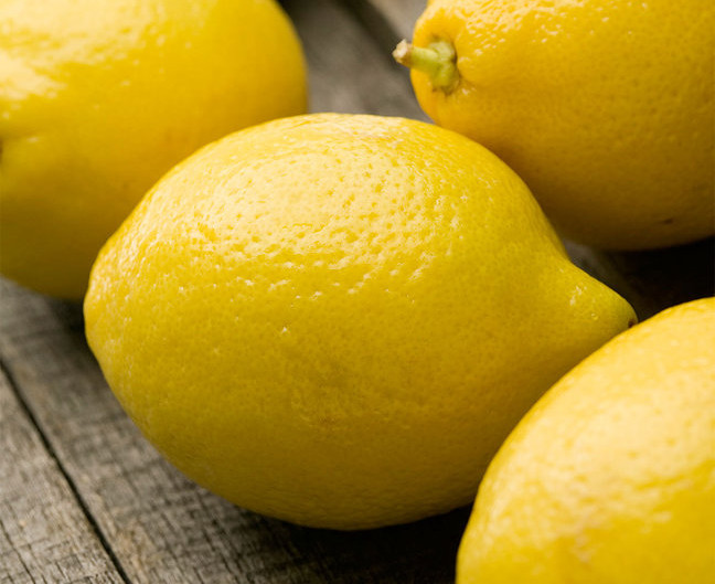 Let There Be Lemons!