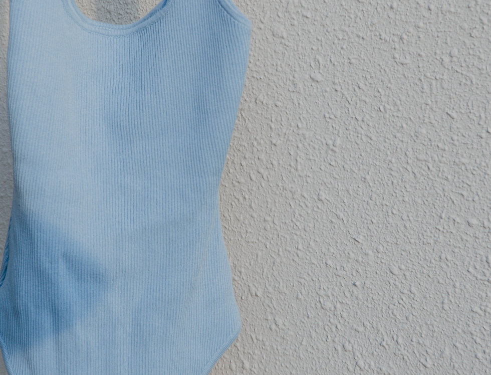 Recreation Club Bodysuit (Blue) (Pre-order)