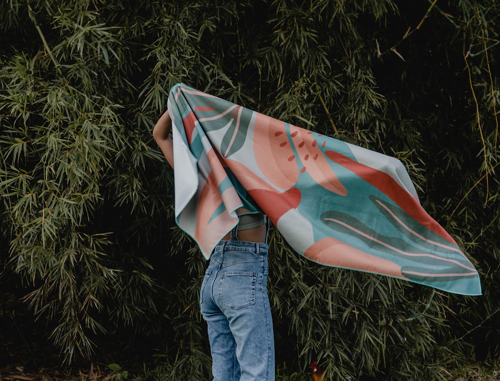 Summer Breeze Towel