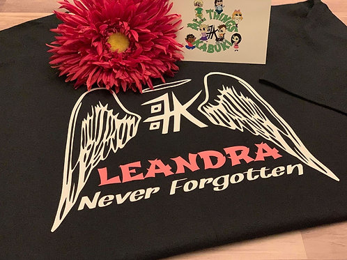 Leandra Siess Memorial Shirt