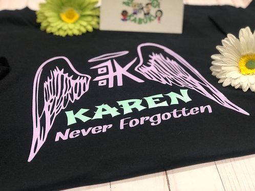 Karen Burbridge Memorial Tee
