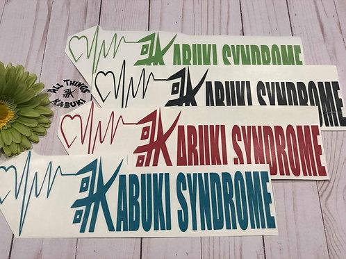 Kabuki Syndrome Heartbeat