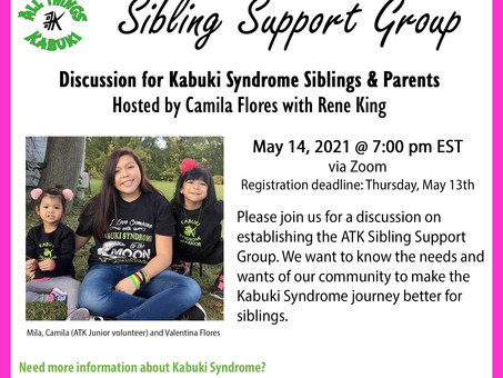 Sibling Support Discussion 2
