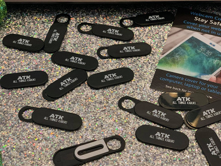Now Available: WEBCAM COVERS!