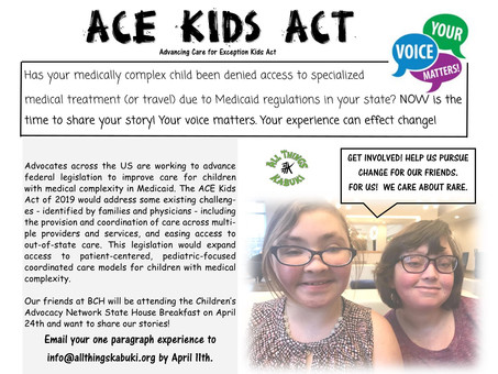 President Trump enacts the ACE Kids Act