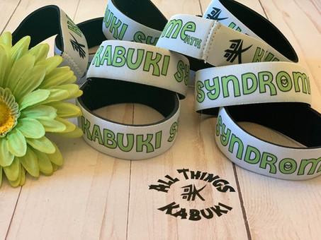Neoprene Wristbands are here!