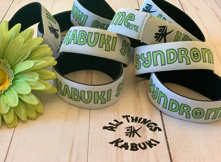 Neoprene Wristbands are here!