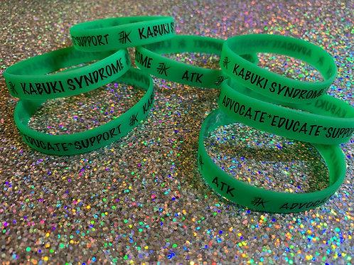 Rubber Bracelets | Glow