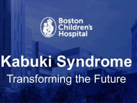Kabuki Syndrome Webinars are LIVE!