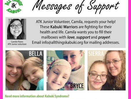 Call to Action: Messages of Hope
