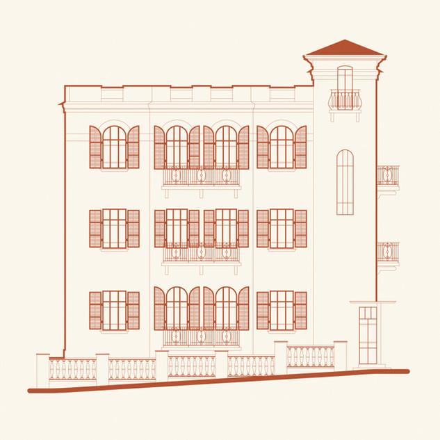 Bachar House