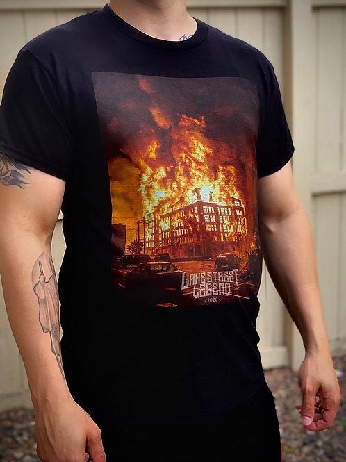 Let it Burn Alterterd T-Shirt