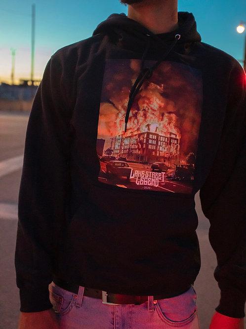 Let it Burn *Altered Hoodie