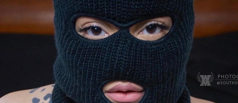 All Black Ski Mask