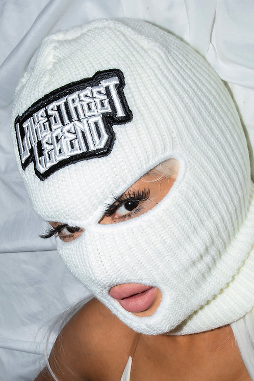 Snow White Ski Mask