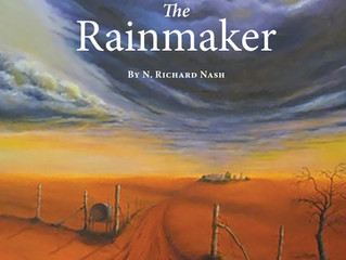 Coming Spring 2018 - The Rainmaker