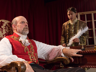 "The King of Kings: Meet ""Divine Comedy"" Cast Member Kurt Kingsley"