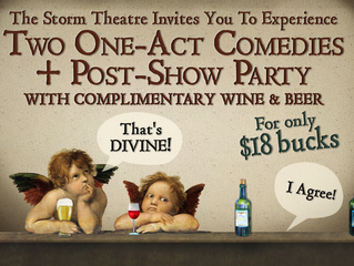 Storm Theatre Announces Post-Show Party – Saturday, Oct. 1