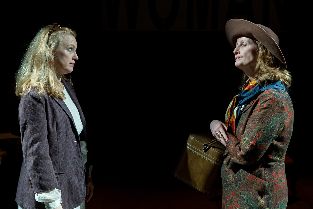Photo by Michael Abrams (Pictured Fleur Alys Dobbins and Judith Hawking)