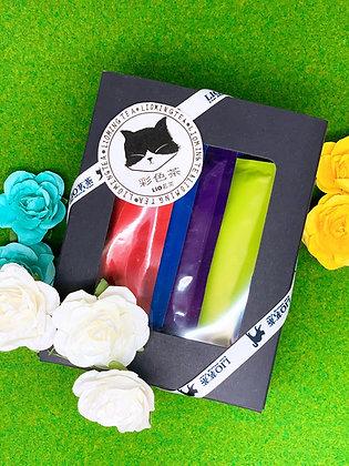 彩色茶 -5種スティックセット-