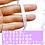 Thumbnail: 使えば分かる隙間なしフィット全て国産☆良質ダブルガーゼマスク