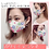 Thumbnail: 夏マスクさらさら涼生地隙間なし快適フィット☆全て国産☆良質ダブルガーゼマスクの