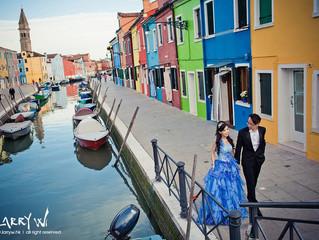 巴黎+威尼斯 Paris+Venice