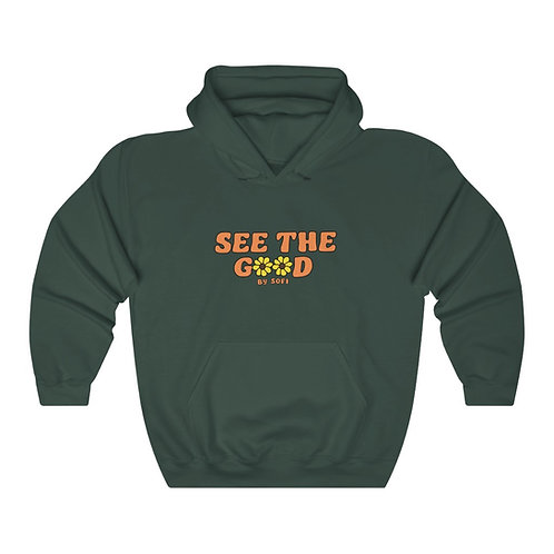 reforestation hoodie