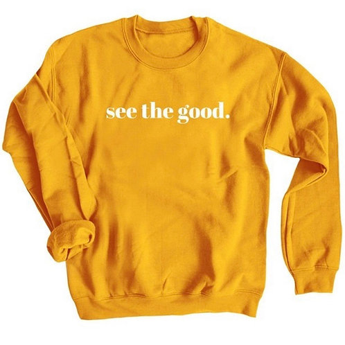 the original crewneck.