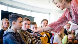 Interview prinses Laurentien in NRC 15 juli 2017