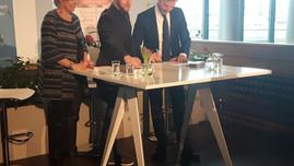 Prinses Laurentien geeft startsein voor Raad van Kinderen bij energiebedrijf in Den Bosch