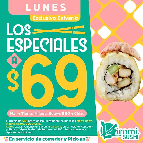Kiromi Sushi_Los Especiales_4_Mesa de tr
