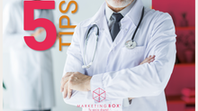 5 consejos de marketing digital para doctores.