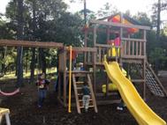 Área recreativa infantil Molinillos