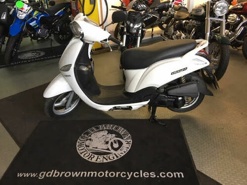 Yamaha Delight XC 115cc Only 7910 miles