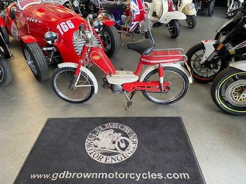 Honda Novio 50cc 1976 Classic Moped