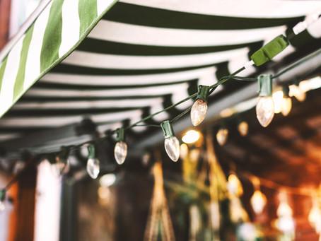 Advent, Advent, ein Lichtlein brennt - eine stimmungsvolle Zeit für die Brautkleidsuche