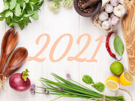 2021: A New and Fresh Start