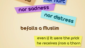 Hadith About Distress